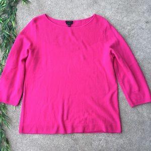 Talbots Pure Cashmere Sweater